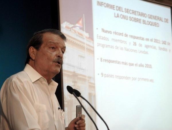 Abelardo Moreno viceministro de Relaciones Exteriores Foto AIN